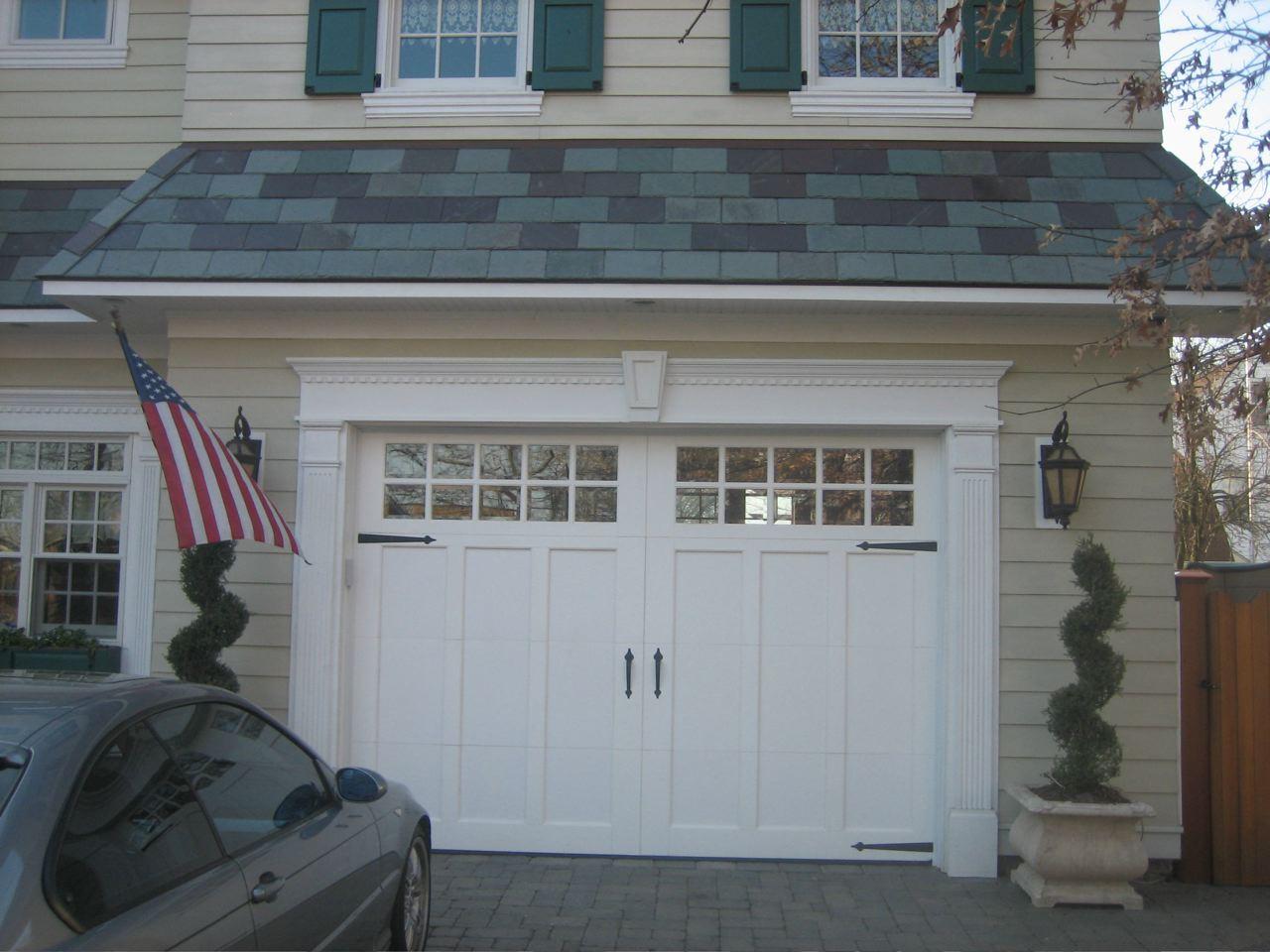Garage Doors Christian Siding
