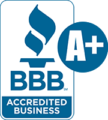 Better Business Bureau: A+ / Accredited