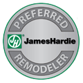 James Hardie - Preferred Remodeler - Christian Siding