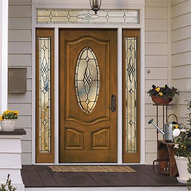 Entry Doors & Doors - Christian Siding