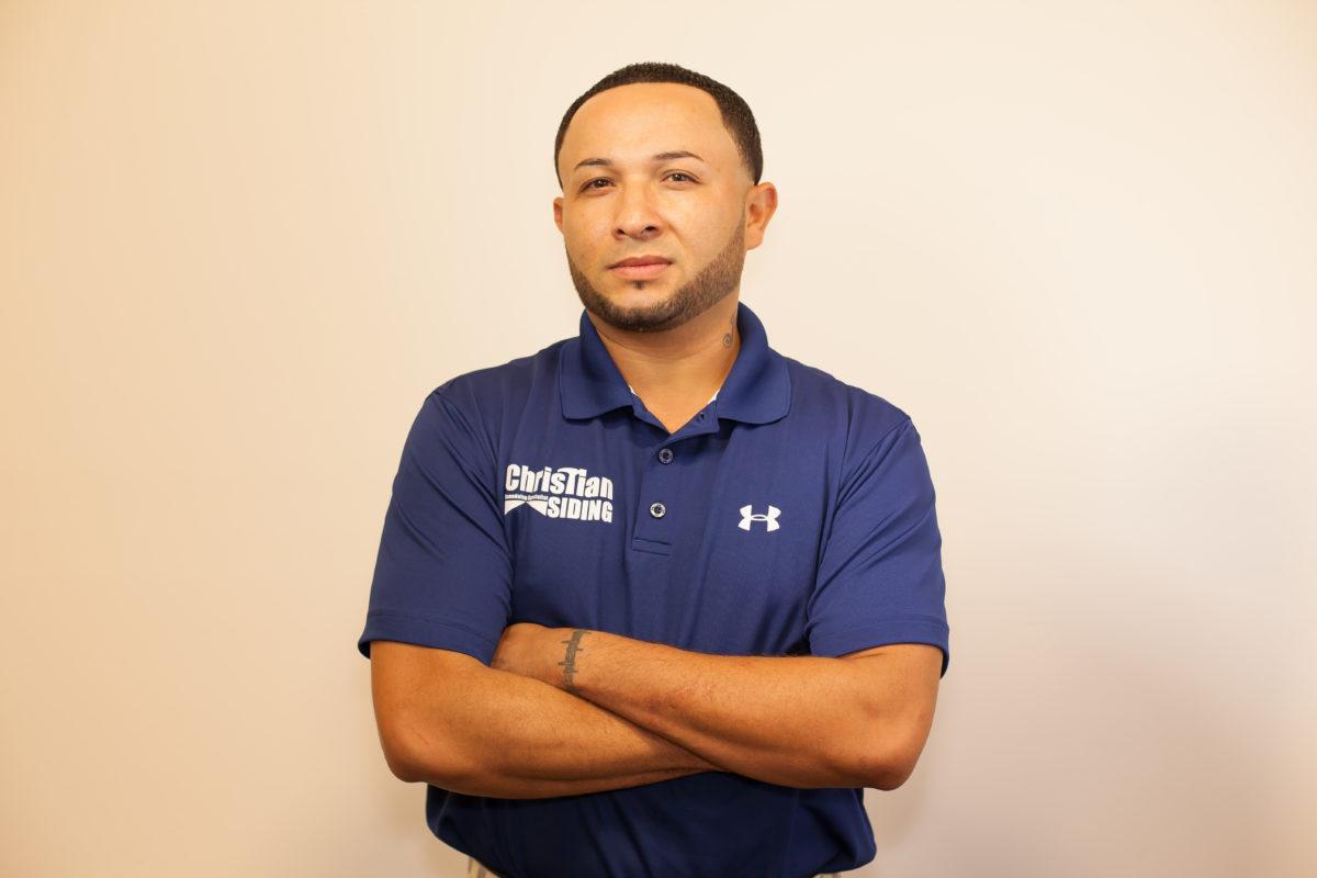 Carlos Alvarenga Christian Siding