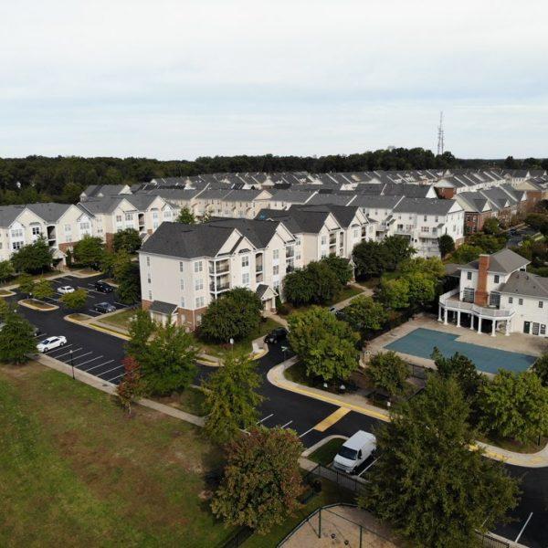 Bent Tree Park Apartments: Christian Siding